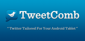 Tweet Comb, Honeycomb optimized Twitter app