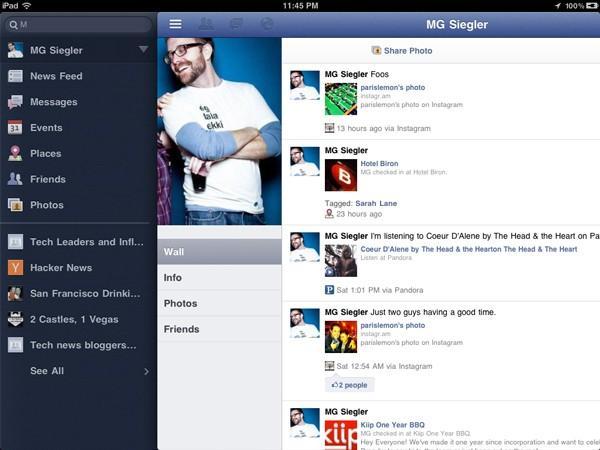 скачать приложение фейсбук на планшет бесплатно - фото 10