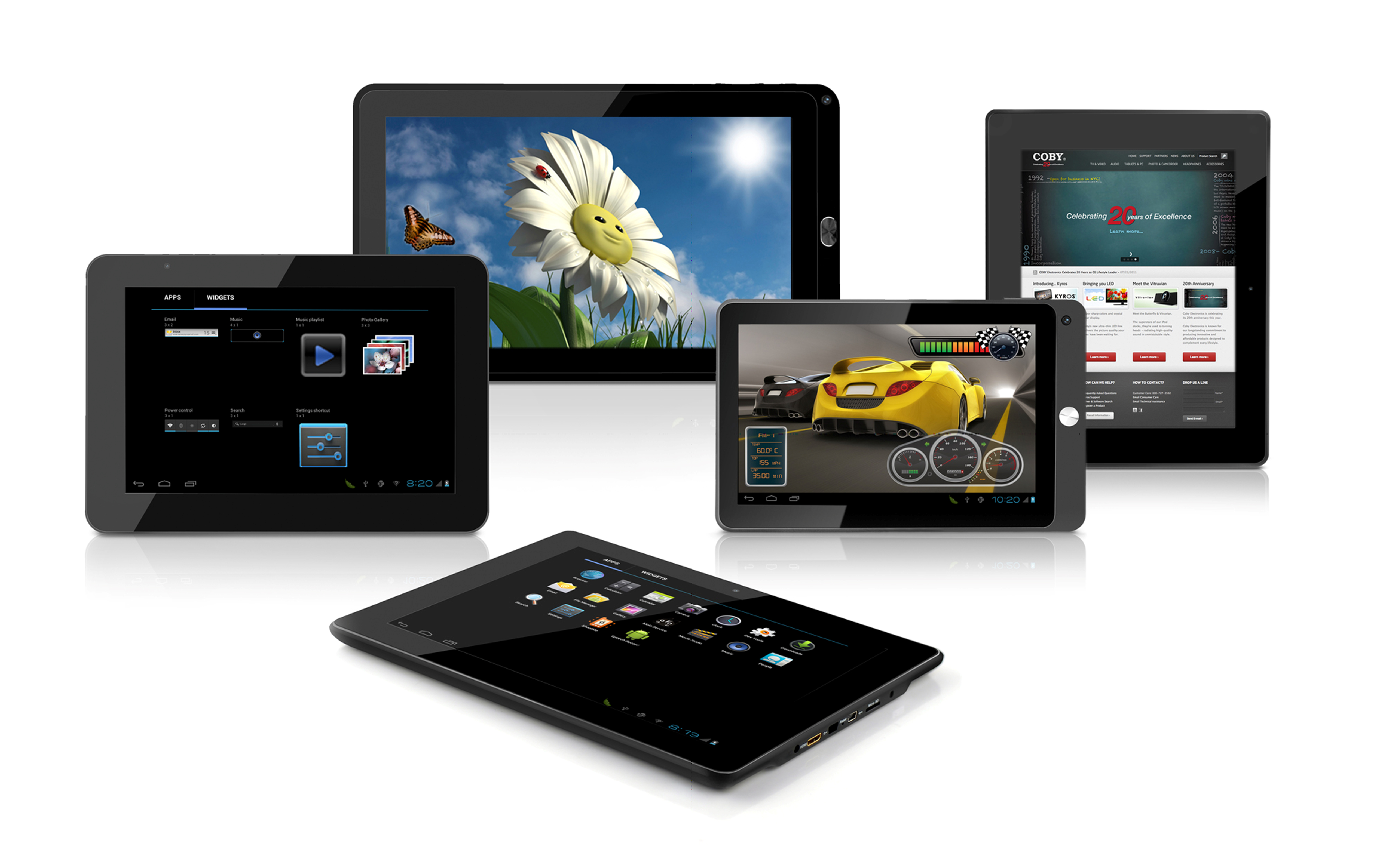Android 4 0 Tablet