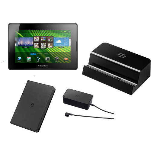 Hot Deal Blackberry Playbook Bundle At Walmart Tablet