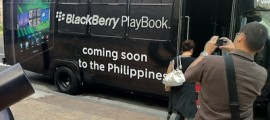 Blackberry Playbook Release in 16 countries