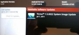 thrive-update